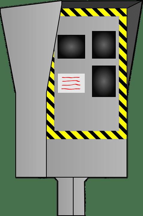 Radar routier fixe