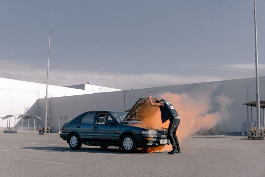 analyseur de gaz automobile